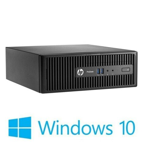 PC Refurbished HP ProDesk 400 G2.5 SFF,